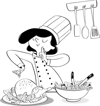 kallehbook-chef