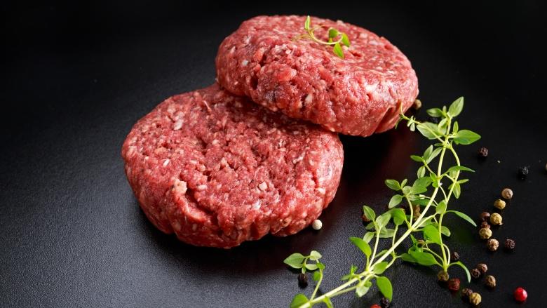 پختن همبرگر
