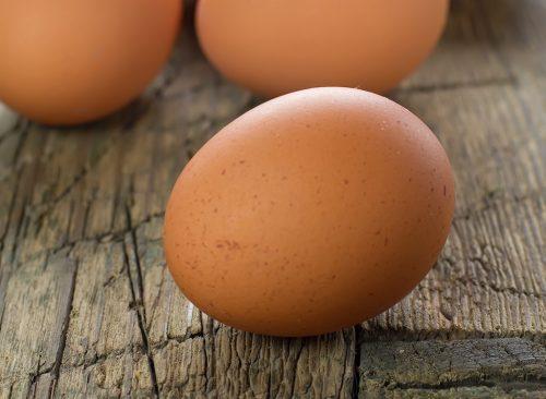 تخم مرغ - ویتامین D