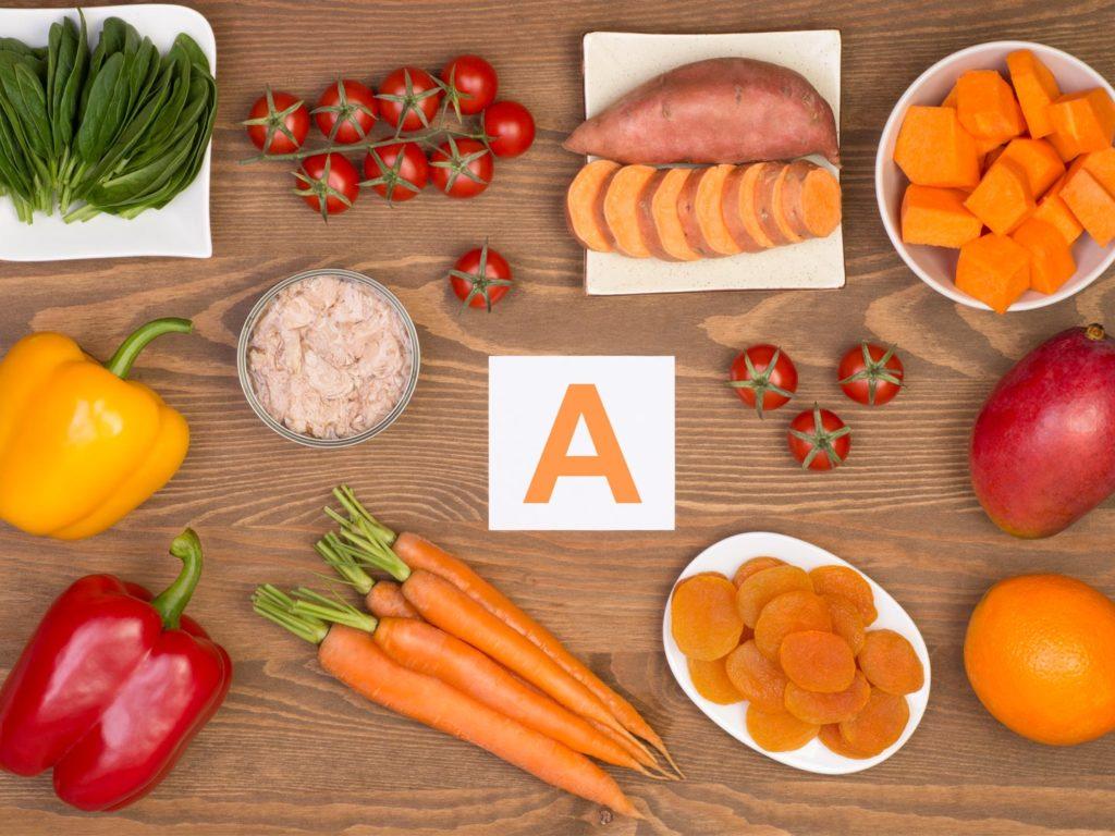 تاثیر ویتامین آ بر رشد کودکان