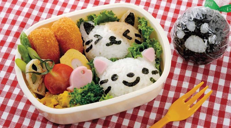 بنتو بقچه غذای ژاپنی