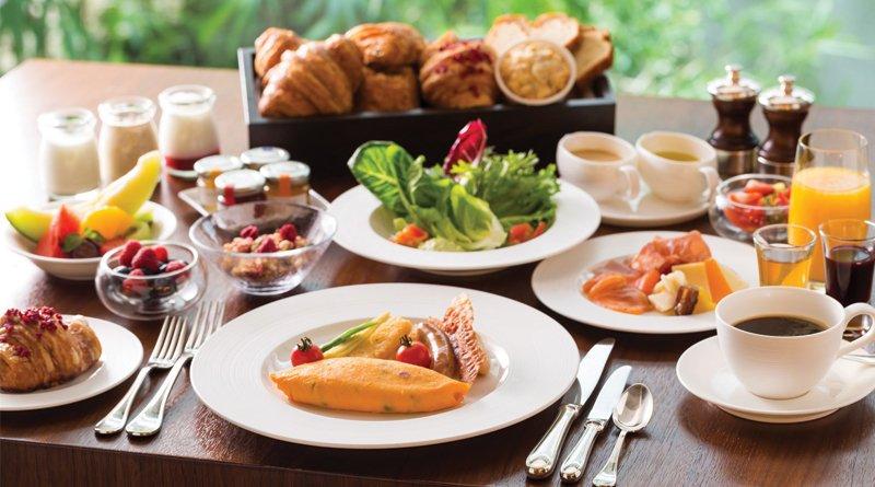 انواع صبحانه در هتل ها ؛ آمریکایی