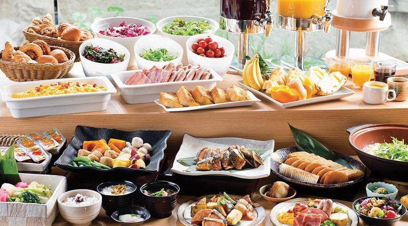 انواع صبحانه در هتل ها ؛ بوفه
