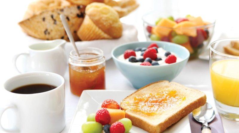 صبحانه کانتیننتال