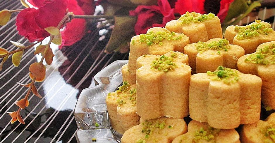 طرز تهیه شیرینی نخودچی اصل قزوینی