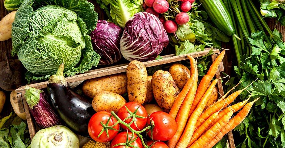 افزایش قد با سبزیجات