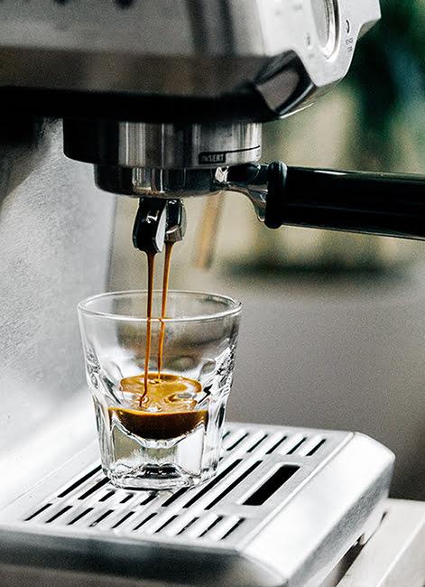 قهوه بر پایه اسپرسو