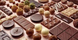 مضرات خوردن شکلات
