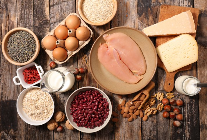 مکمل پروتئین