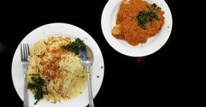 طرز تهیه ماهی دو پیازه هندی