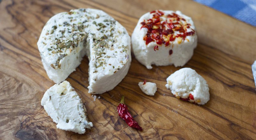مزایای پنیر بز