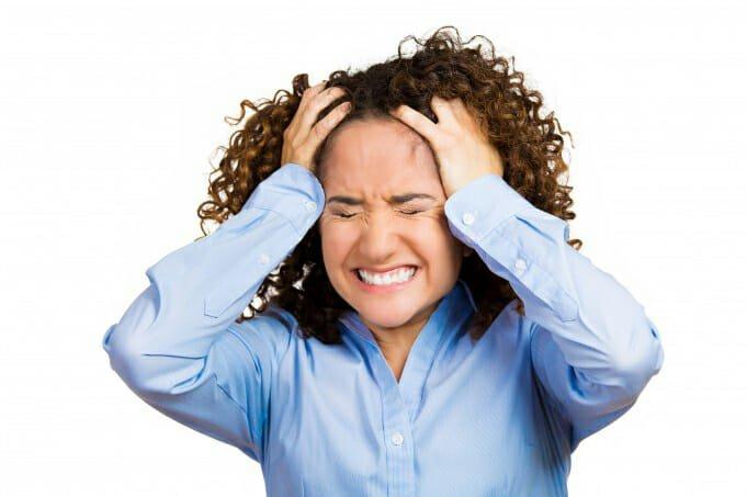 تاثیرات استرس مزمن بر مغز انسان
