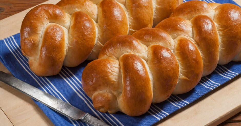 طرز تهیه نان بافت دار