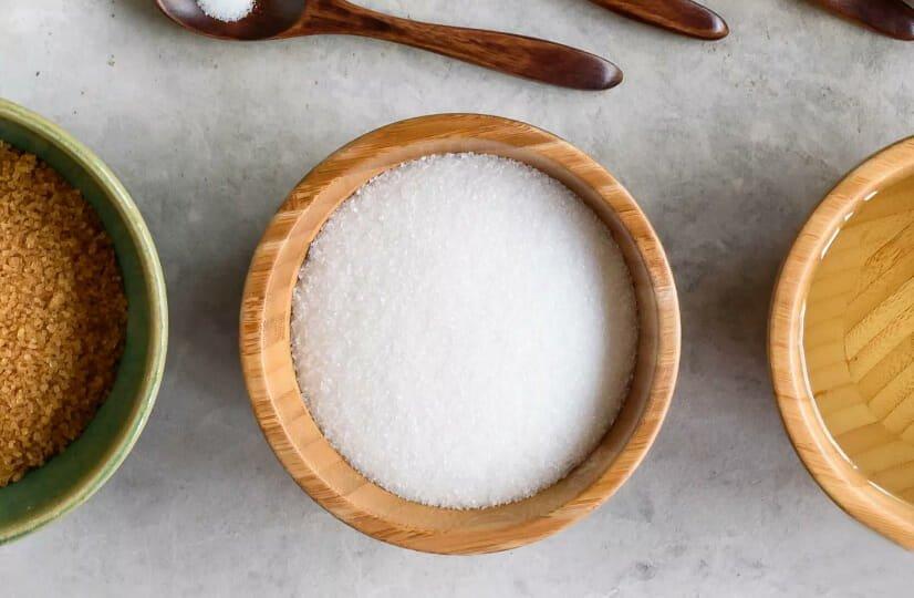 آشنایی با انواع شکر