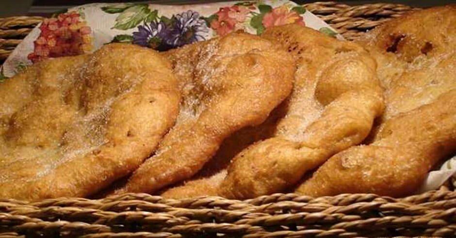 طرز تهیه نان سوروک یزدی