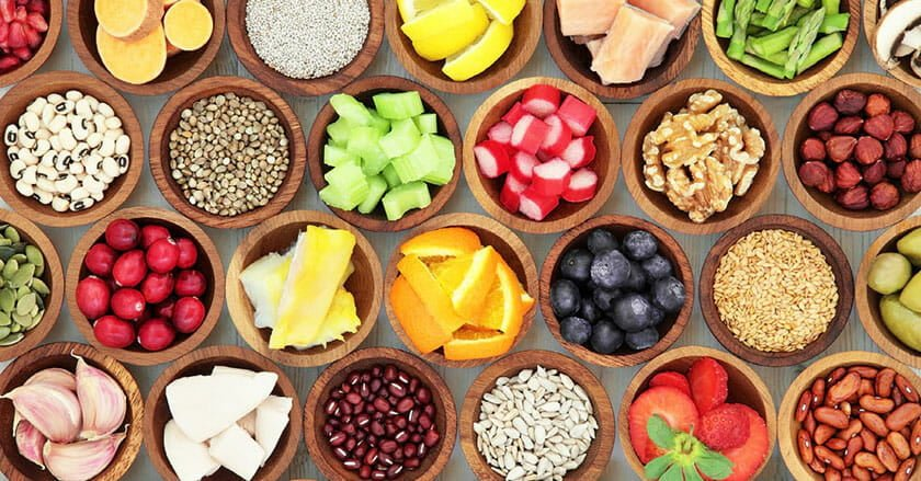 رژیم سالم غذایی