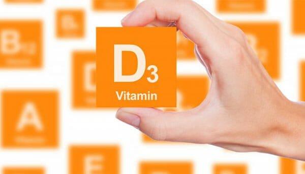 کمبود ویتامین D3