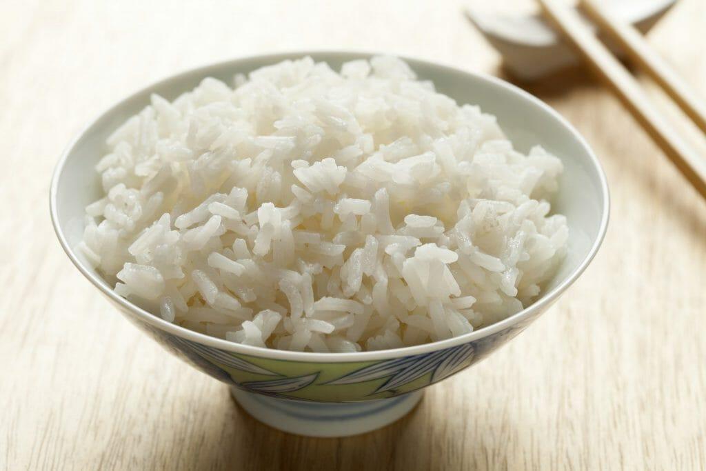 طرز تهیه برنج کته