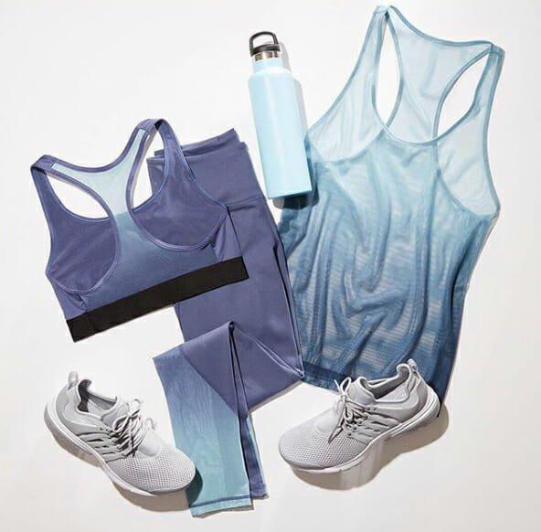 لباس ورزشی مناسب