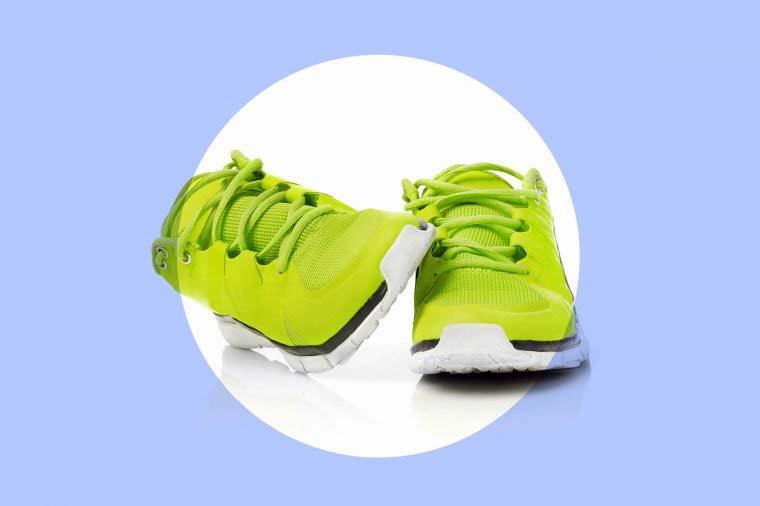 تمیز کردن انواع کفش پارچه ای و ورزشی