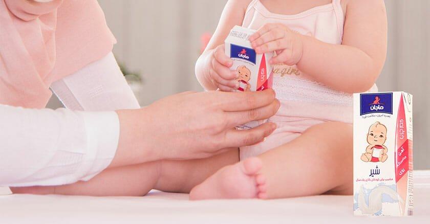 غذای مقوی برای کودکان کم وزن