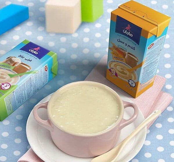 غذای کودک ماجان