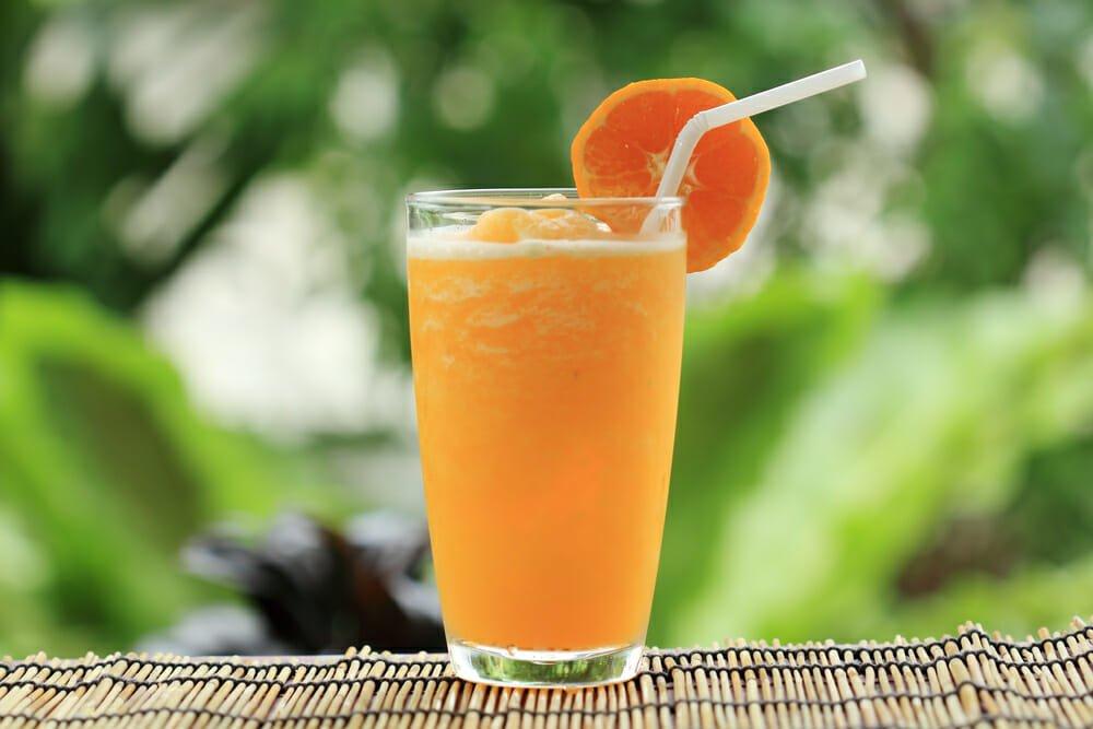 اسموتی پرتقال