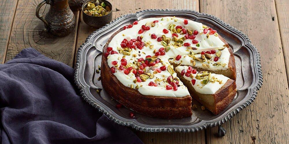 کیک عشق ایرانی