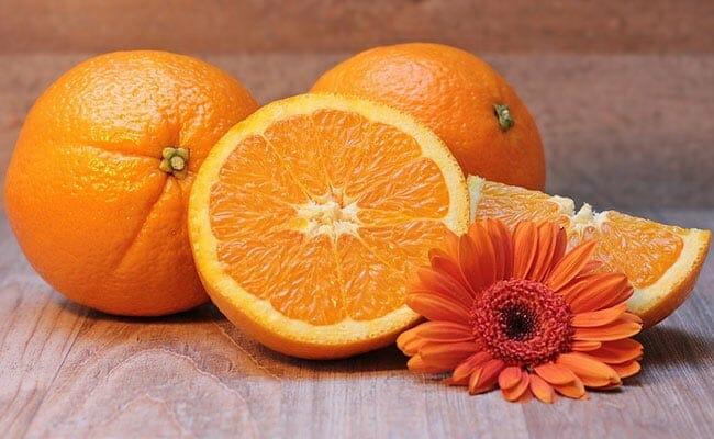 طرز تهیه ماسک پرتقال