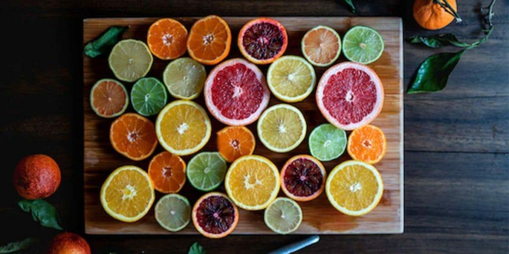 طرز تهیه ماسک نارنگی
