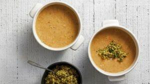 طرز تهیه سوپ جو پرک مجلسی و رستورانی