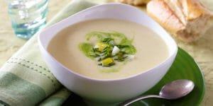 طرز تهیه سوپ سیب زمینی ایرلندی