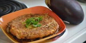 طرز تهیه کوکو بادمجان
