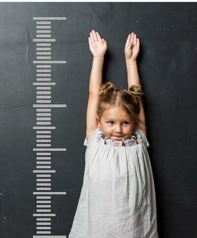 قد و وزن کودک دو ساله