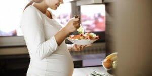 فست فود در بارداری