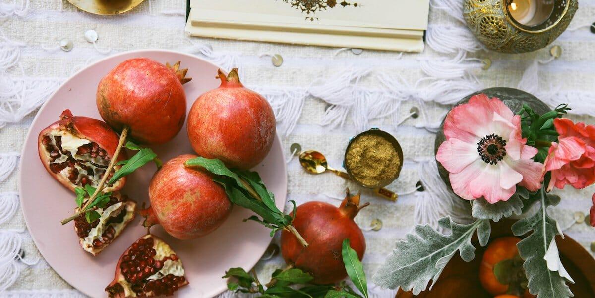 طرز تهیه همه خوراکیهایی که برای شب یلدا میخواهید آماده کنید