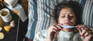 علایم آنفولانزا