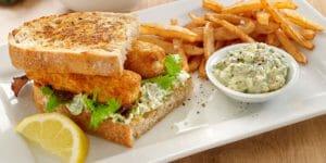 طرز تهیه ماهی انگشتی حرفهای در ۳۰ دقیقه