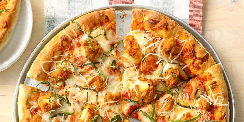 طرز تهیه پیتزا خوشمزه
