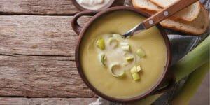 طرز تهیه سوپ فرانسوی پارمانتیه