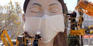 آیا استفاده از ماسک کرونا را شکست میدهد؟ (همراه با اینفوگرافیک)