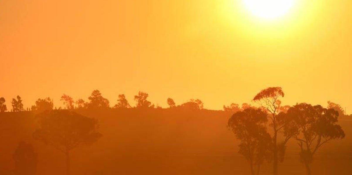 گرم شدن هوا و ارتباطش با کرونا ویروس