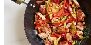 طرز تهیه خوراک مرغ
