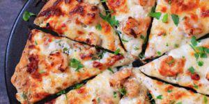 پیتزا میگو ایتالیایی