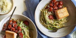 اسپاگتی پستو