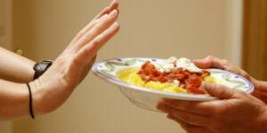 حذف وعدههای غذایی