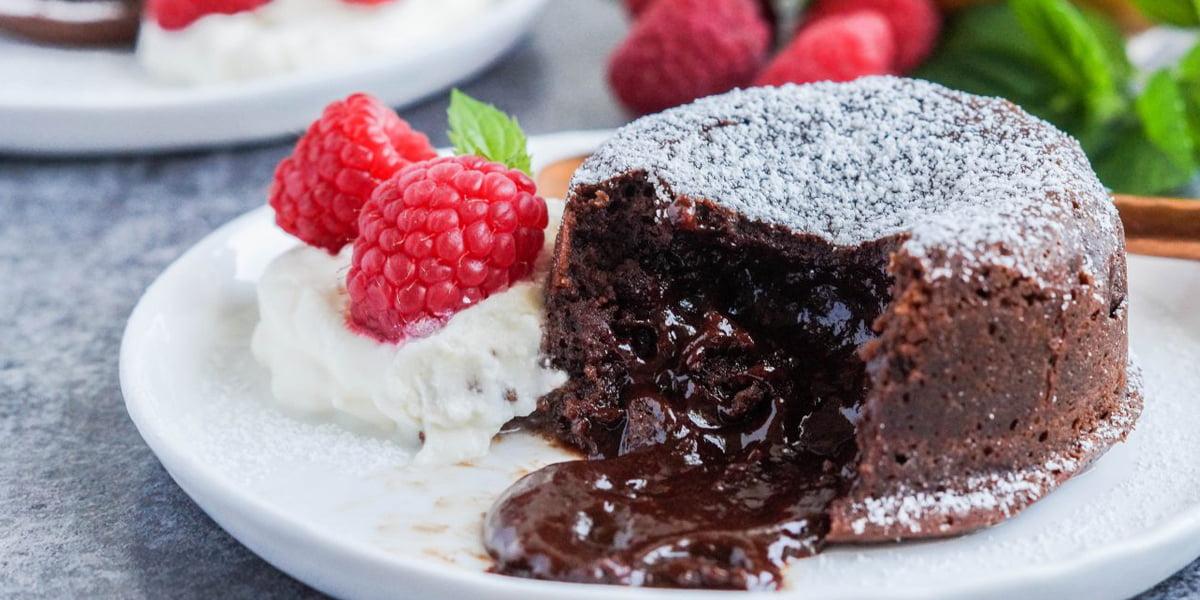 کیک عشق مایکروفری