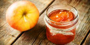 طرز تهیه مربا سیب خانگی