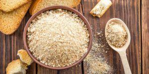 طرز تهیه آرد سوخاری