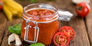 طرز تهیه سس گوجه فرنگی خوشمزه